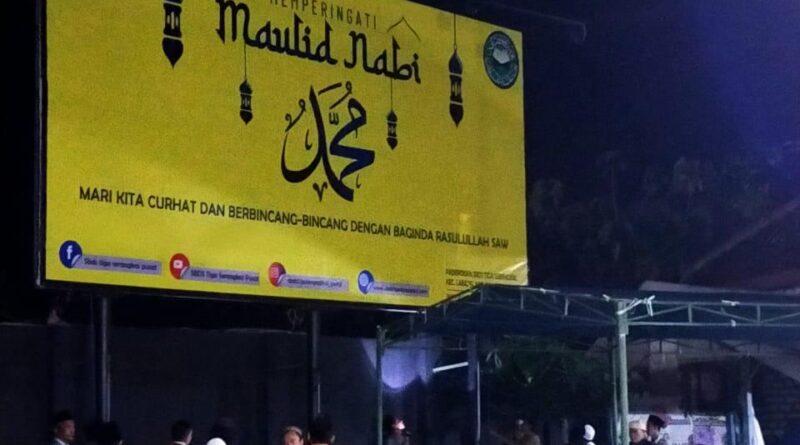 Persiapan Maulid Nabi Muhammad SAW