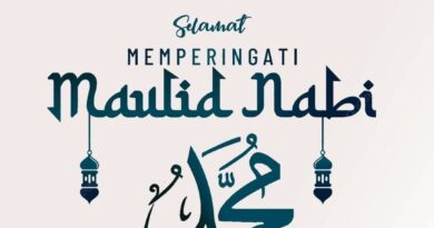 Maulid Nabi Muhammad 1443 H